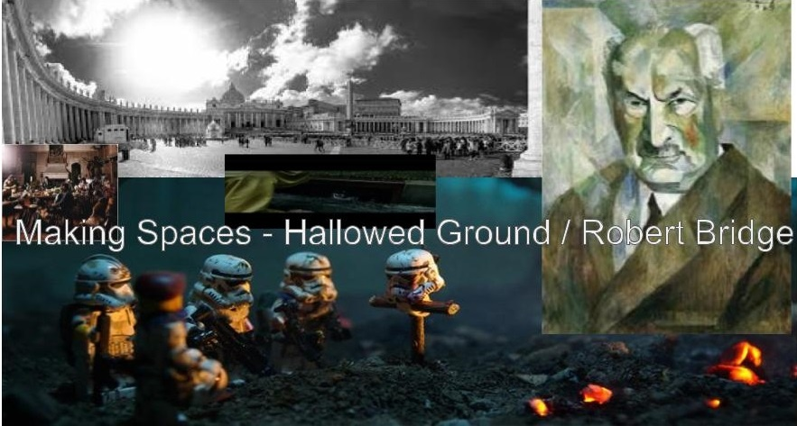 making spaces hallowedground
